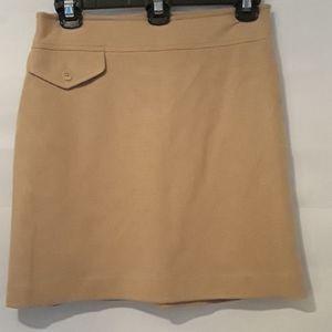 Banana Republic Wool Blend Skirt